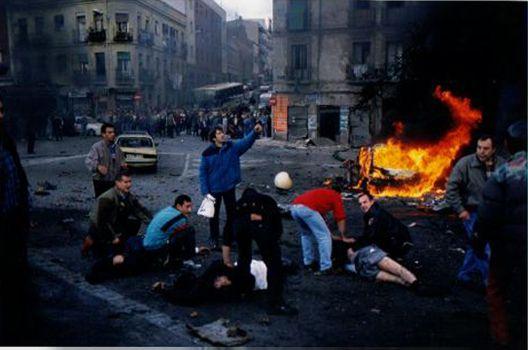 HOY EN MADRID: NO A LA PAZ DE AZKOITIA