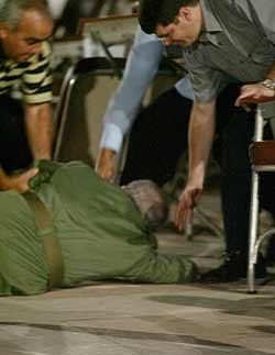 La caída del dictador cubano