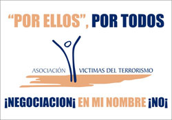 EL DÍA 4 EN MADRID, CON LAS VÍCTIMAS