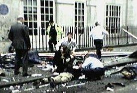 MASACRE ISLAMISTA EN LONDRES