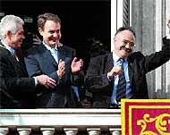 Carod-Rovira chulea a Zapatero